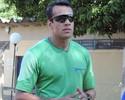 Terceiro atleta do revezamento, Bruno Lins diz estar tranquilo e confiante
