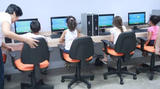 A MadCode ensina crianças e jovens a programar (Foto: Divulgação)