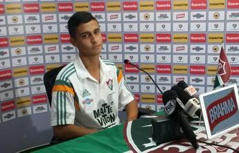 """Franzino, Danielzinho diz que não se intimida com pancadas: """"Acostumado"""""""