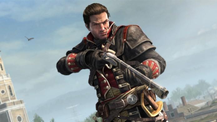 Assassins Creed Rogue também virá para PC (Foto: Divulgação)