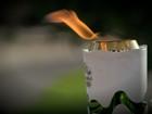 Eletrobras RO expõe réplica da tocha olímpica nas lojas de atendimento