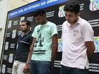 Homens suspeitos de roubar carro de juiz são presos em Manaus