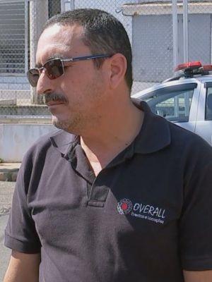 Empresário é uma das vítimas da quadrilha  (Foto: Reprodução / TV TEM)