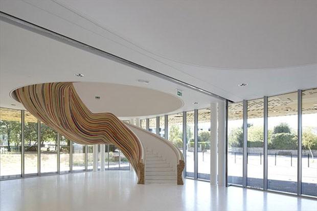 Ideias de escadas (Foto: Tetrarc/Divulgação)