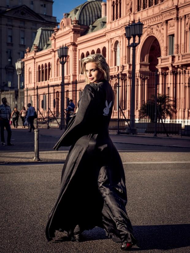 Veridiana Freitas (Foto: Fred Othero/ Playboy)