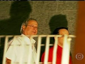 José Dirceu (Foto: Reprodução Globo News)