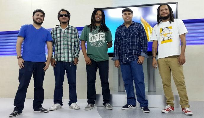 Vibrações lança nova turnê (Foto: Divulgação/ Marketing OAM)