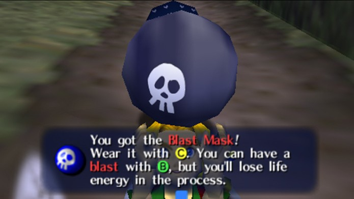 Blast Mask (Foto: Reprodução)
