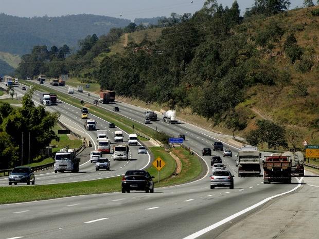 Com as estradas cheias nos últimos dias do ano, a Polícia Rodoviária reforçou a fiscalização (Foto: Divulgação)
