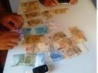 Rapaz é preso com nove pinos de cocaína e R$ 705 em Espinosa