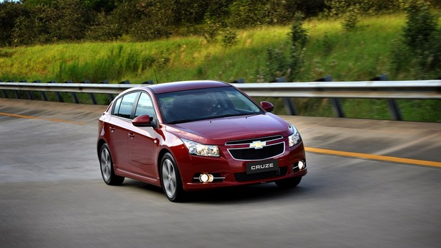 Confira as fotos do novo Cruze Sport6