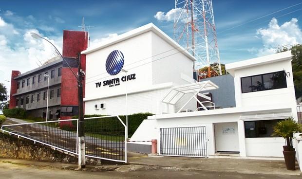Tv Santa Cruz amplia sinal digital (Foto: Divulgação)