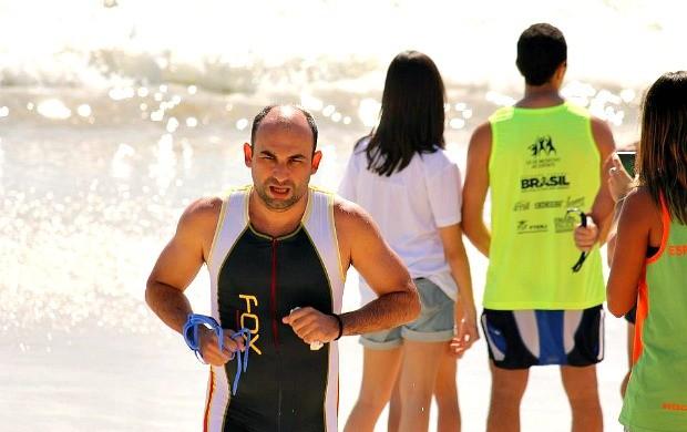 Sandro Torres Minha História Eu Atleta (Foto: Arquivo Pessoal)
