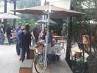 Encontro de food bikes é destaque em shopping de Campinas, SP