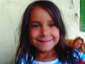 Iasmin Martins de Souza Silva menina morta em Catalão, Goiás (Foto: Thiago Silva/Diante do Fato)