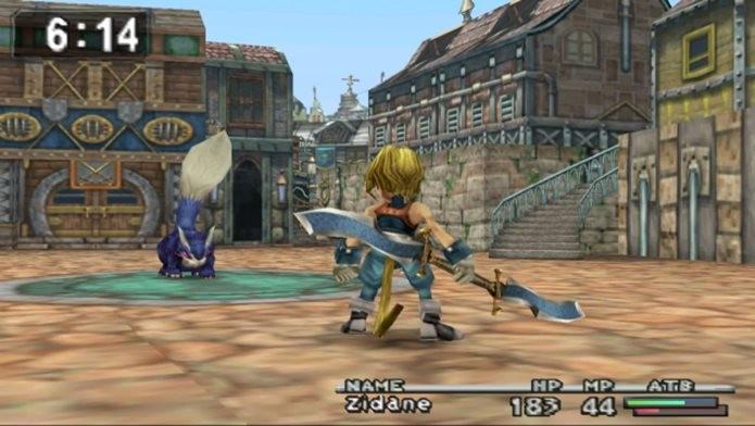 FFIX, nostalgia e fantasia se encontram em um game inesquecível que acaba de chegar ao iOS (Foto: Divulgação / Square Enix)