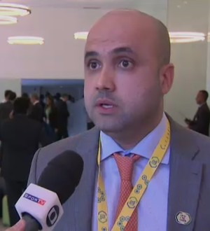Manoel Flores diz ser difícil aprovação da Copa dos Campeões (Foto: Reprodução SporTV)