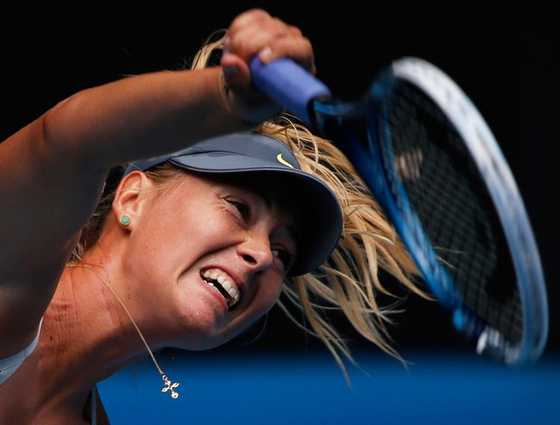 Sharapova Australian Open (Foto: Reuters)
