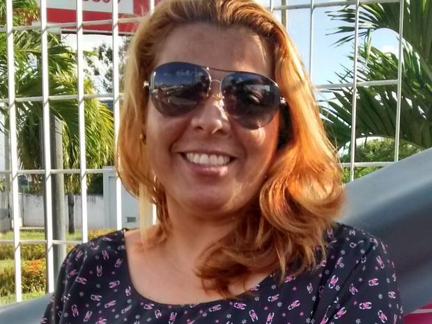 Enem 2015 Chilena faz provas na PB e diz que foi a primeira e última vez (Foto: Juliana Bandeira/G1)