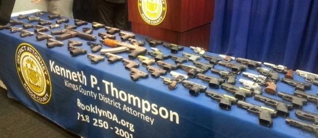 Tratado de controle de armas entra em vigor  (Foto: AP)