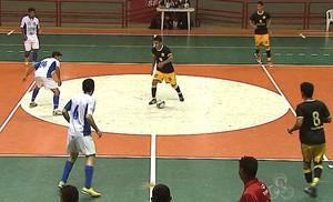Campo Grande x Madureira Acreano de Futsal 1ª divisão (Foto: Reprodução/TV Acre)