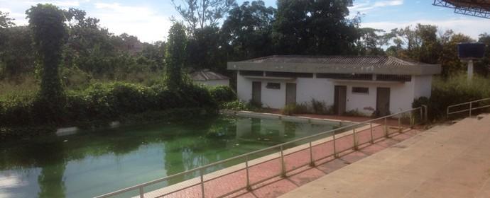 Centro esportivo Bujari, Acre (Foto: Arquivo Pessoal)