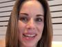 Ana Furtado posta vídeo sem make logo cedo e ganha elogios