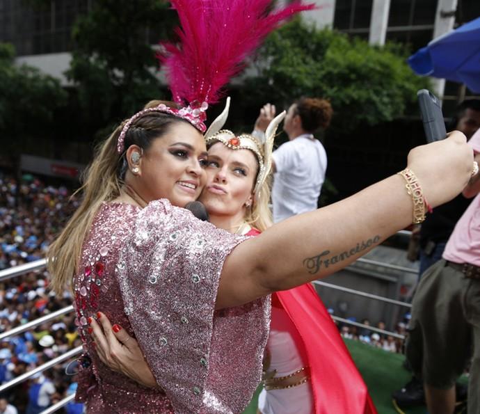 Carolina Dieckmann define amizade com Preta Gil: 'Somos irmãs' (Foto: Divulgação/ Coletivo Luna)