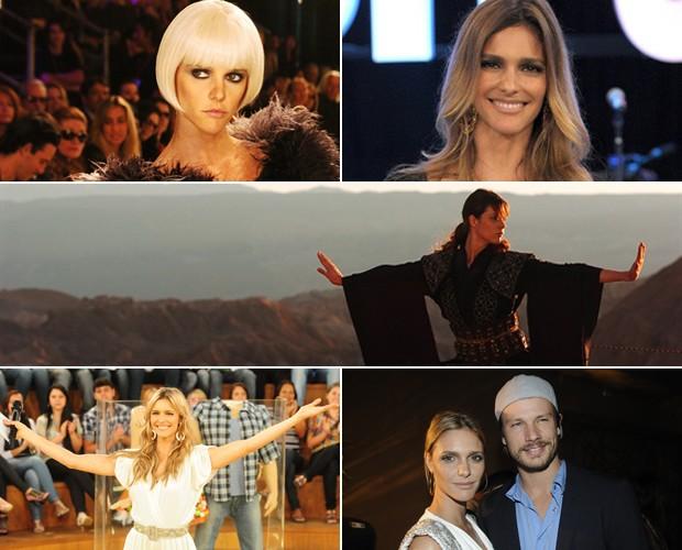 Fernanda Lima (Foto: Vídeo Show/ TV Globo)