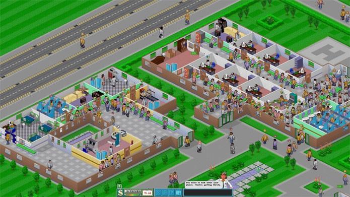 Theme Hospital, grátis no Origin (Foto: Divulgação)