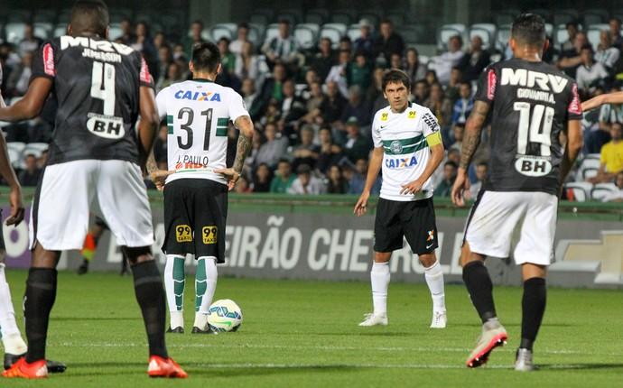 Lucio Flávio Coritiba (Foto: Coritiba/Divulgação)