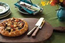Cozinha Prática com Rita Lobo - torta rústica de ratatouille Ep.11