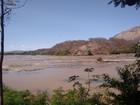 Estiagem compromete nível do Rio Doce em Governador Valadares
