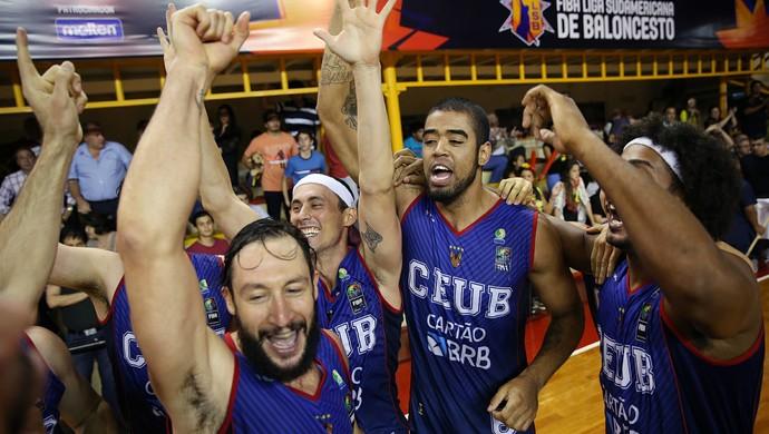 Festa do Brasília, Liga Sul-Americana (Foto: Jose Jimenez-Tirado/FIBA Americas)
