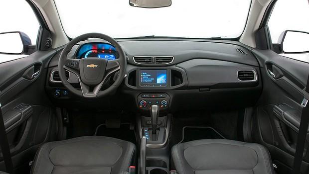 Chevrolet Onix (Foto: General Motors)