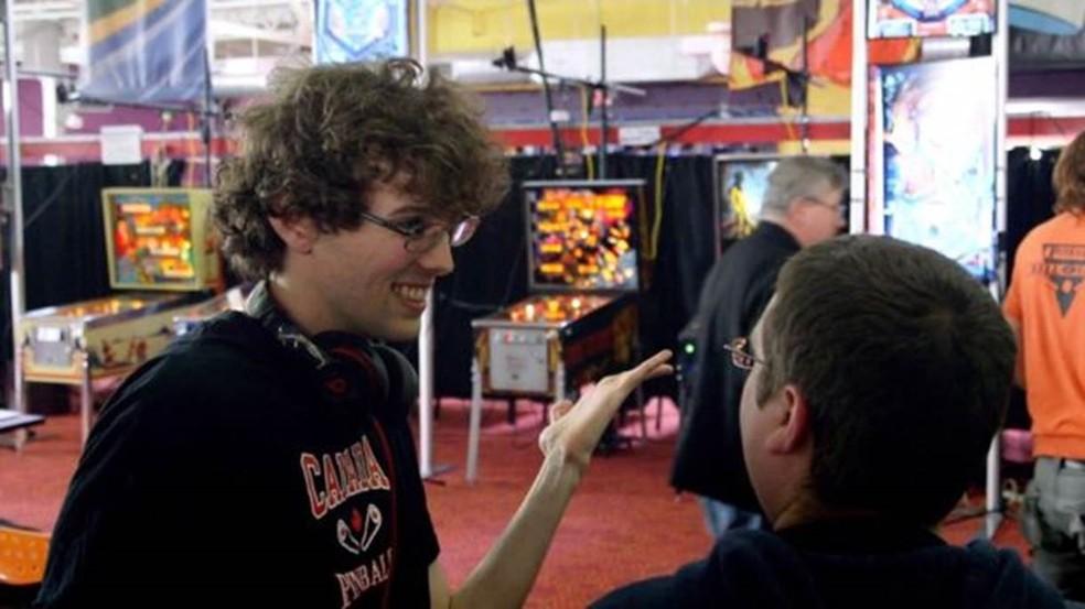 Campeonatos ajudaram Robert a desenvolver habilidades sociais (Foto: Wizard Mode)