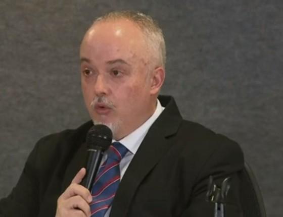 O procurados Carlos Fernando dos Santos Lima (Foto: Reprodução)