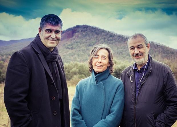 Trio espanhol RCR Arquitectes vence o Pritzker 2017 (Foto: divulgação)
