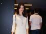 Isabelli Fontana vai com os filhos e o noivo, Di Ferrero, em evento vip