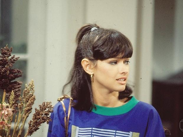 Gabriela (Myrian Rios) em Ti-Ti-Ti