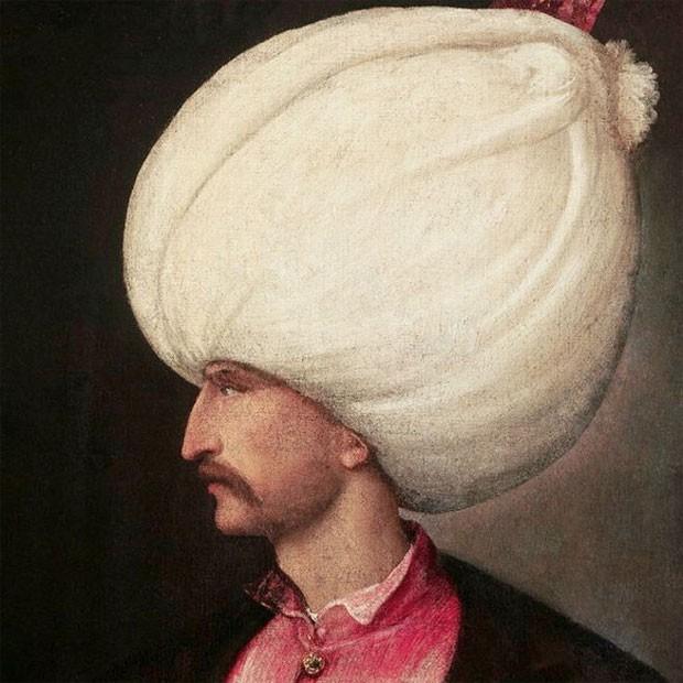 Solimão, o Magnífico, foi um dos principais governantes do Império Otomano  (Foto: BBC)