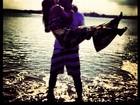 Namorado de Sabrina Sato posta foto romântica e diz: 'Achei'