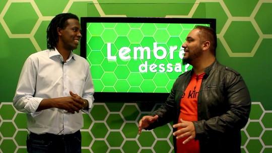 """Campeão de """"tudo"""", Roque Jr. revela bastidores da Seleção, Palmeiras e fala da carreira como técnico"""
