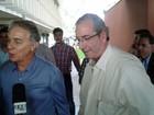 'Menos, menos', diz Cunha sobre possibilidade de concorrer ao Planalto