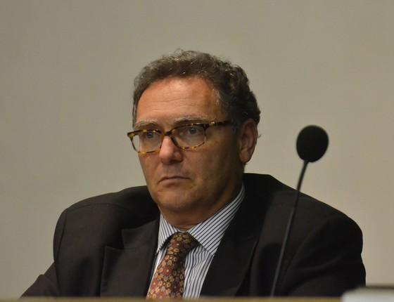 João Elek, diretor da Petrobras (Foto: Fernando Frazão/Agência Brasil)