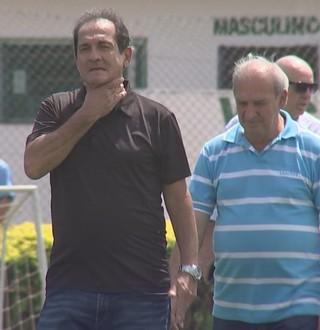 Muricy Ramalho, técnico do Flamengo (Foto: Marcos Lavezo)