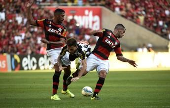 Lédio diz que o Flamengo sofre com poucas opções no sistema ofensivo