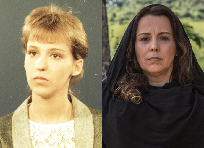 A novela de Dias Gomes, O Pagador de Promessas, de 1988, foi a primeira novela de Ana Beatriz Nogueira na TV Globo. Em Além do Tempo, ela será Emília, uma personagem cheia de surpresas (Foto: CEDOC / TV Globo / Fábio Rocha / Gshow)