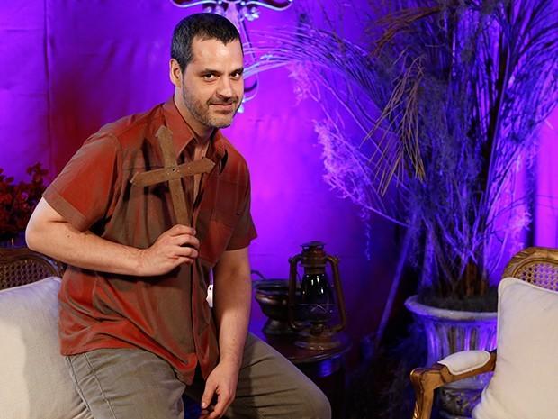 Bruno Garcia participa da nova série da Globo (Foto: Ellen Soares / Gshow)