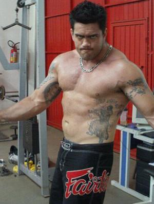 Eduardo Maiorino lutador que faleceu (Foto: Reprodução / Facebook)